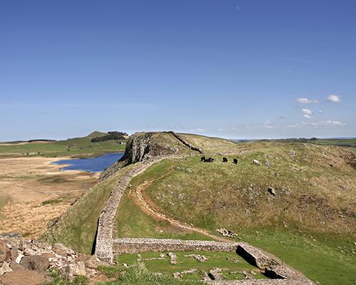 Trek Hadrian's Wall charity challenge