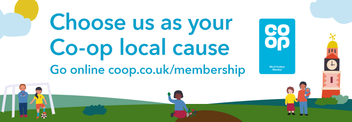 Give as you shop with Co-op's local causes