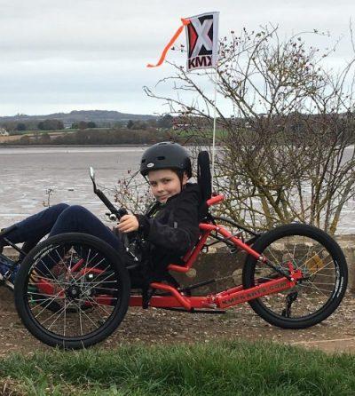 Jimmy's Specialist Trike