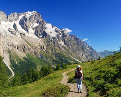 Trek the Alps on this charity walk