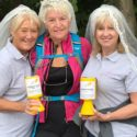 'wedding walk' fundraisers for children's charity