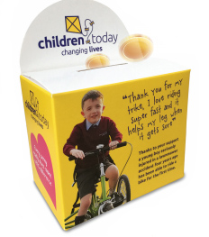 Charity home money box