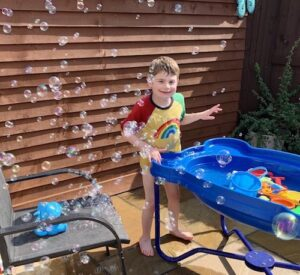 The water table has given Henry a physical boost