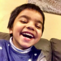 Abdullah is in need of sensory equipment to allow him to get a good night's sleep